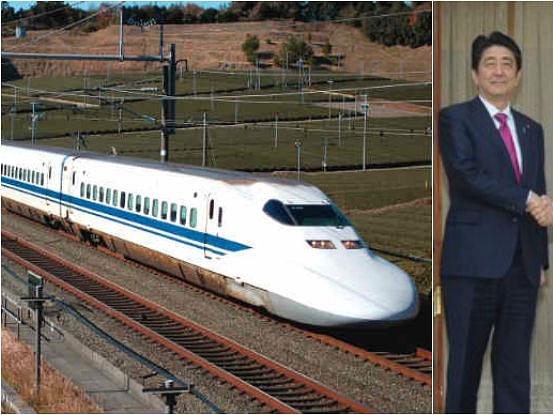 भारतीय कंपन्या उभारणार बुलेट ट्रेनचा मार्ग
