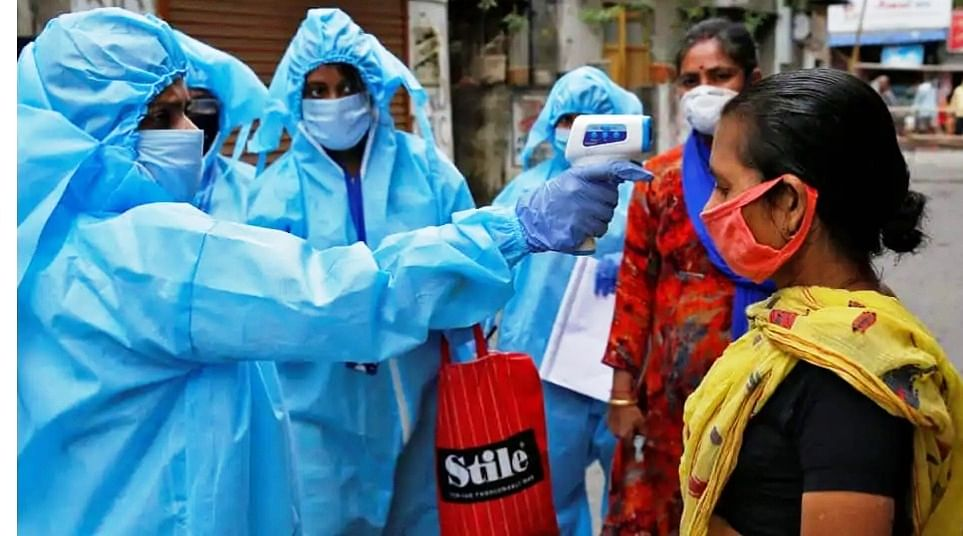 महाराष्ट्रात कराेना रुग्ण २ लाखांवर
