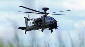 मिग, अपाचे हेलिकाप्टर्सच्या लडाख सीमेवर रात्रभर घिरट्या