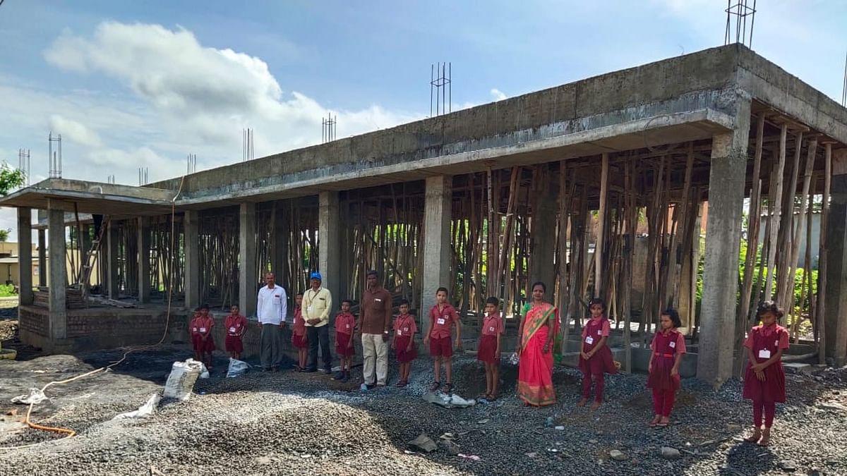 सिन्नर : केपानगरला साकारणार जि. प.ची डिजिटल शाळा