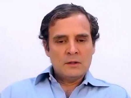 PM not confident of army's capability : Rahul