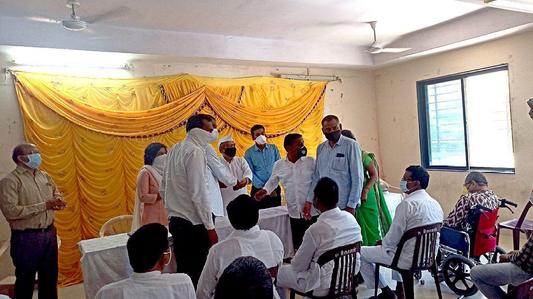 रावेर ग्रामीण रुग्णालयात ऑक्सिजन पाईप सिस्टीम कार्यन्वित