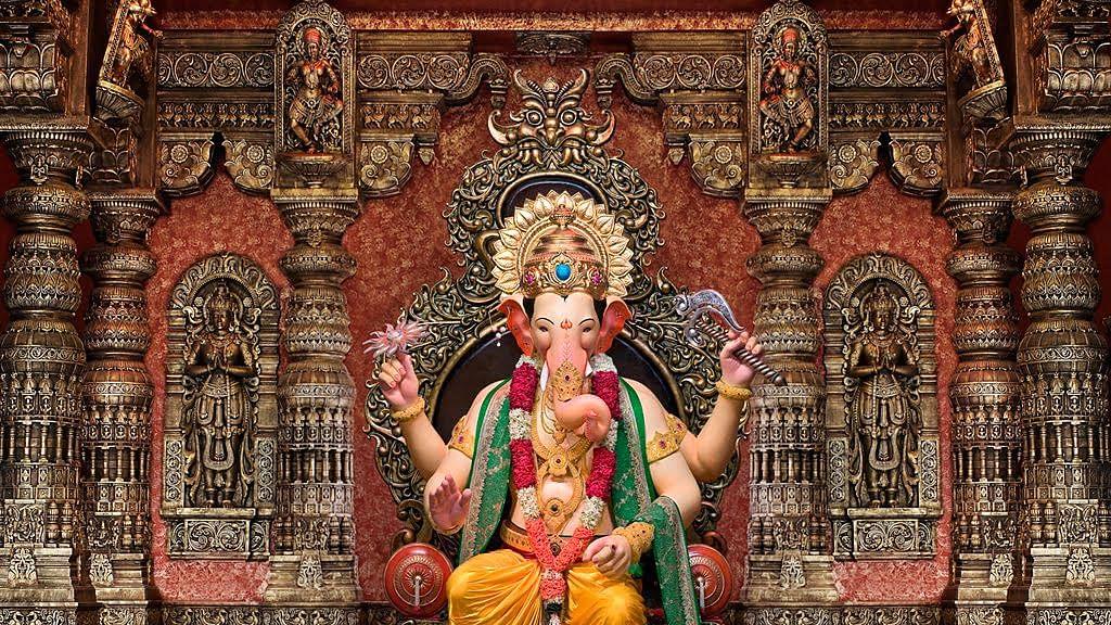Ganesh Chaturthi : 'लालबागच्या राजा'चे ऑनलाइन दर्शन कसे घ्याल?, जाणून घ्या