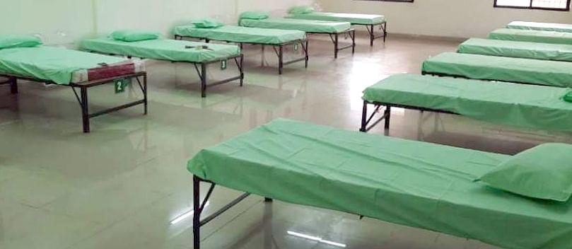 श्रीरामपुरातील आठ कोविड सेंटरमध्ये 278 रुग्ण घेताहेत उपचार
