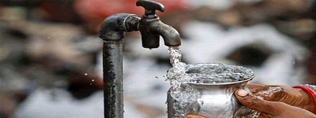 पाणी पुरवठा