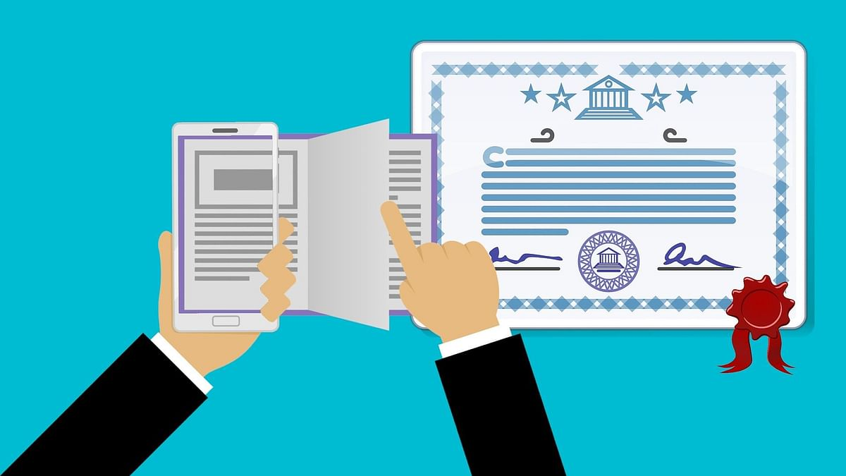 Online portal helps distribute 36,368 certificates
