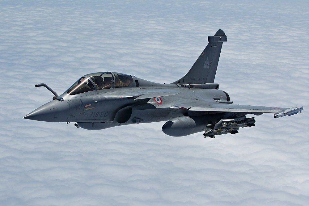 पाच राफेल विमाने 29 जुलैला भारतात