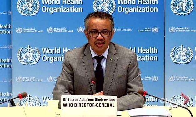 करोनाचे मूळ शोधण्यासाठी जागतिक आरोग्य संघटना चीनमध्ये