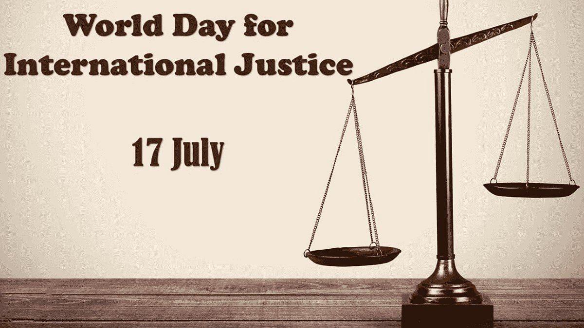 आंतरराष्ट्रीय न्याय दिन