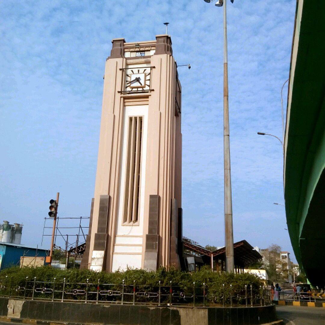 मिंट क्लॉक टॉवर, चेन्नई