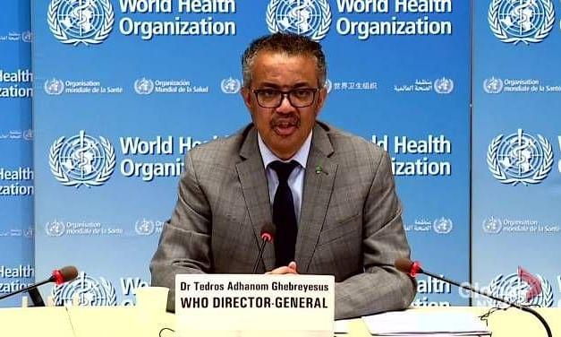 करोना संकट आणखी गंभीर होणार - जागतिक आरोग्य संघटना