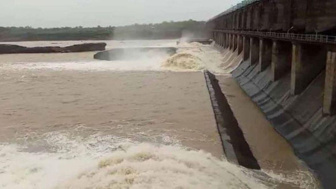 जळगाव जिल्ह्यात सर्वाधिक पाऊस पाचोऱ्यात, 105 मिमी पाऊस