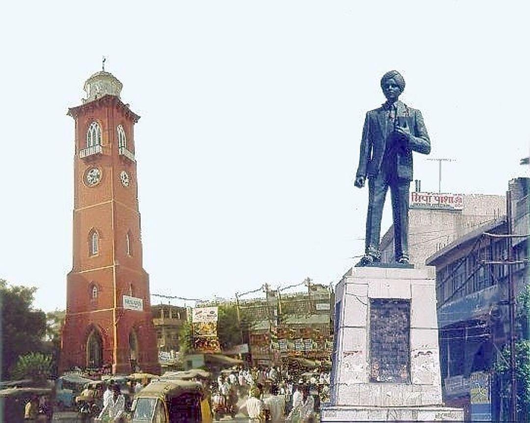 चौरा बझार क्लॉक टॉवर, लुधियाना