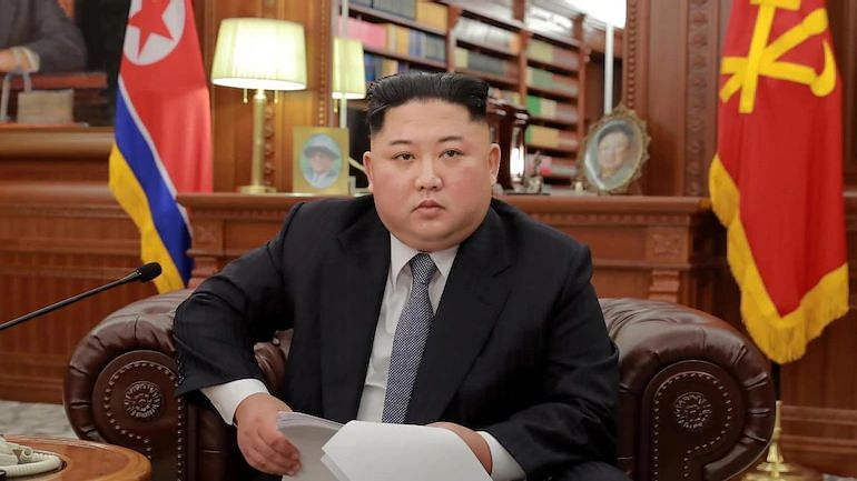 उत्तर कोरियात करोनाचा शिरकाव