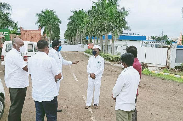 'या' कारखान्यात ९४ कामगार पॉझिटिव्ह