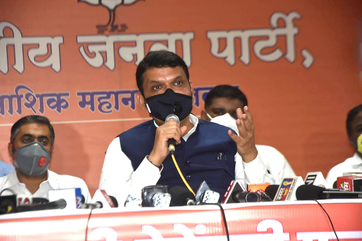 Situation in Nashik is critical: Fadnavis