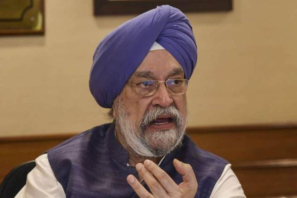 एअर इंडिया विकावीच लागेल - हरदीपिंसग पुरी