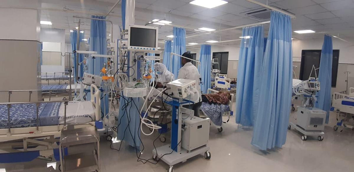 बेड उपलब्धतेबाबत रुग्णांच्या नातेवाईकांमध्ये संभ्रमवस्था