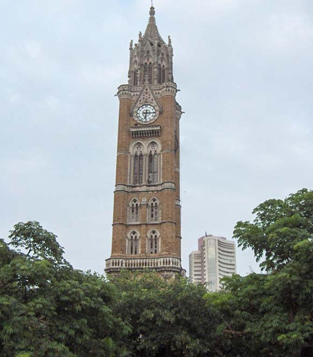 राजाबाई टॉवर, मुंबईचे