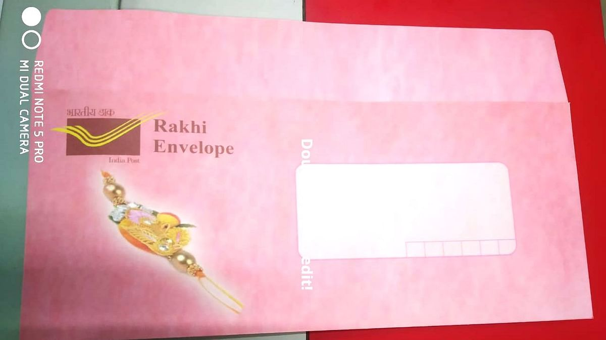 Waterproof rakhi envelopes this year