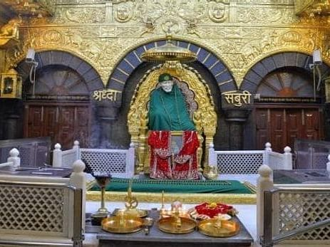 शिर्डी श्री साई मंदिर गुरूपौर्णिमा उत्सव