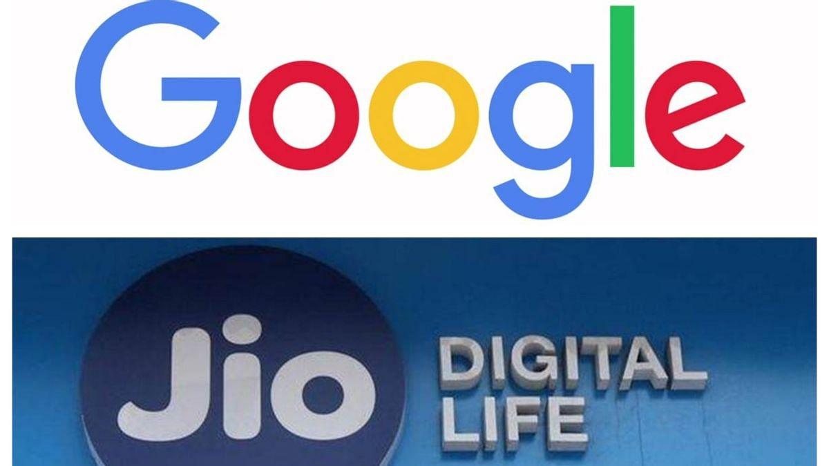 गुगल-जिओच्या भागीदारीचा चिनी कंपन्यांना धसका