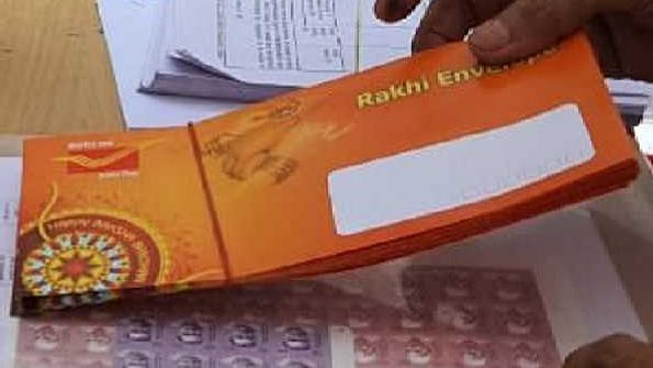 India Post launches waterproof Rakhee envelopes