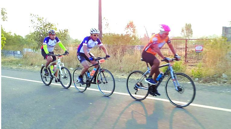 Nashikites requested to participate in India Cycles for Change
