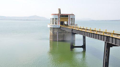 गंगापूर धरणातील जलसाठा ८० टक्क्यांवर