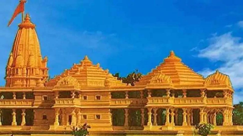 अयोध्येत राममंदिर बांधकामाला सुरुवात