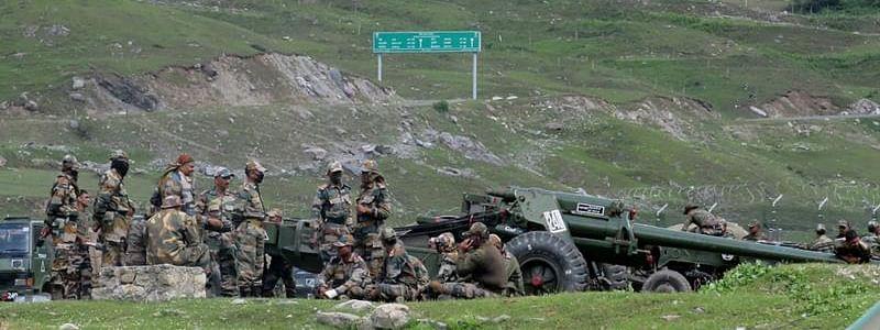 चीनचा घुसखोरीचा प्रयत्न : भारत-चीन सैनिकात झडप