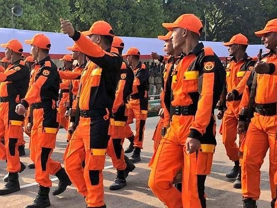 राज्यभरात NDRF च्या १६ टीम तैनात