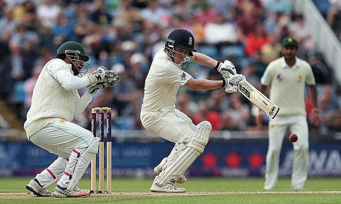 उद्यापासून इंग्लंड पाकिस्तान कसोटी मालिका
