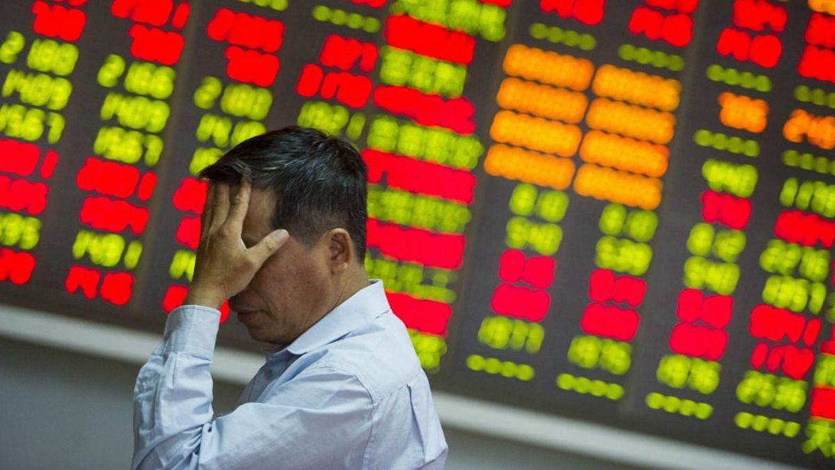 चीनी अर्थव्यवस्थेला घरघर