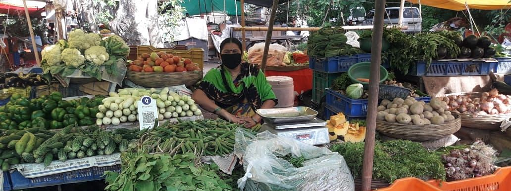 Vegetable prices soar