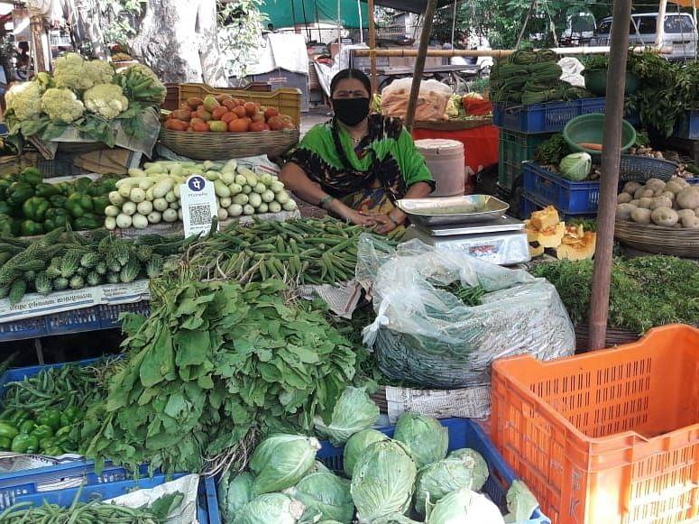 Vegetable prices soar