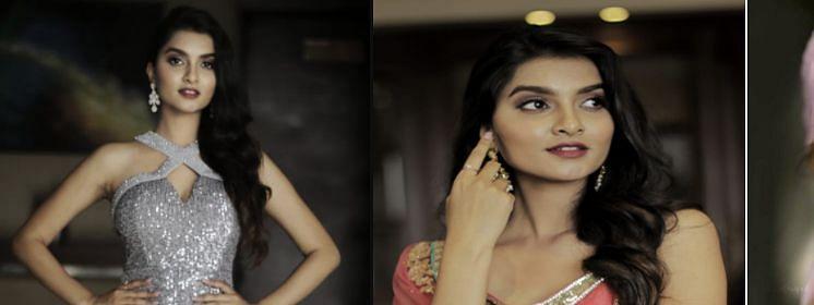 नाशिकच्या श्रीयाला  राष्ट्रीय स्पर्धेत 'मिस अर्थ इंडिया इको टुरिझम किताब'
