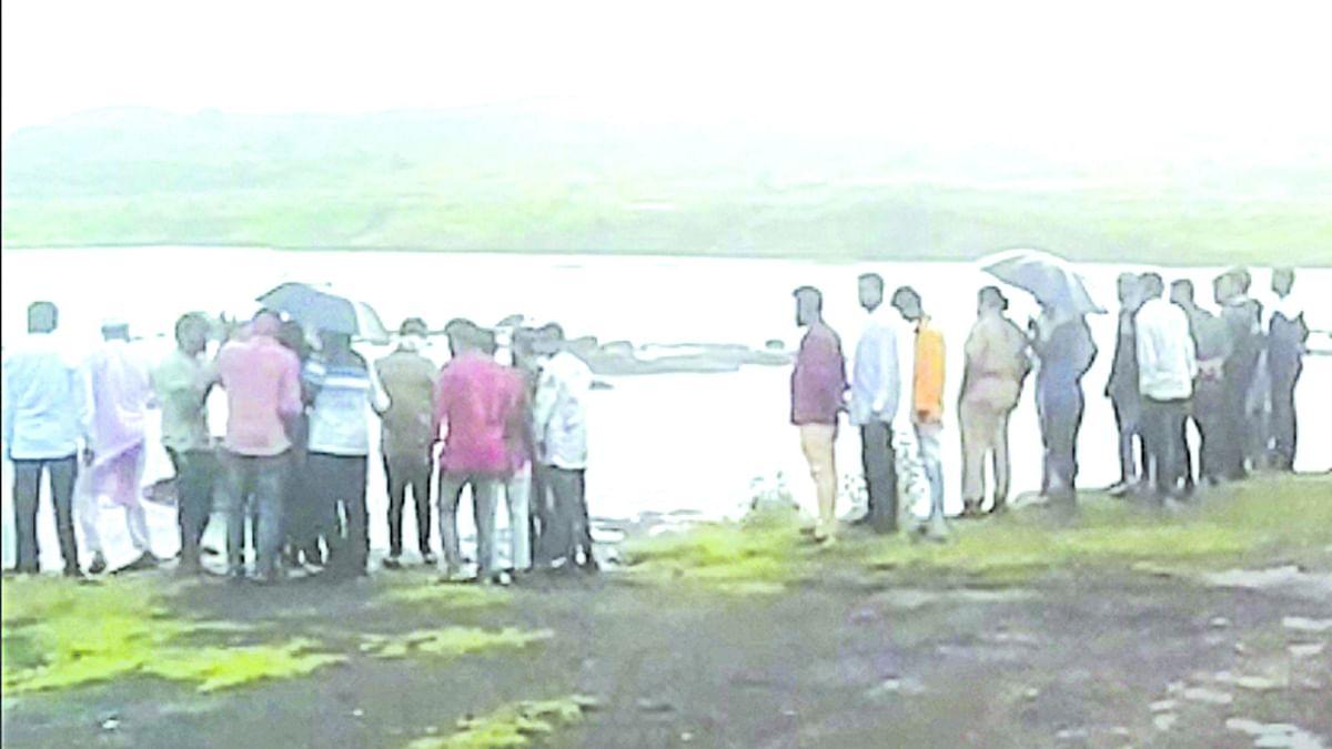 दगडी तलावात बुडून दोन युवकांचा मृत्यू