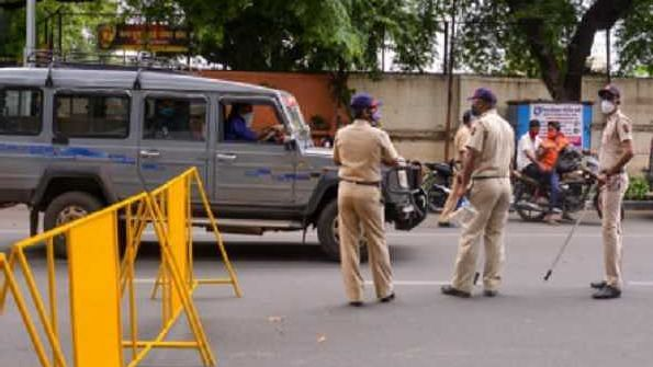 Over two lakh booked for violating lockdown norms in the state