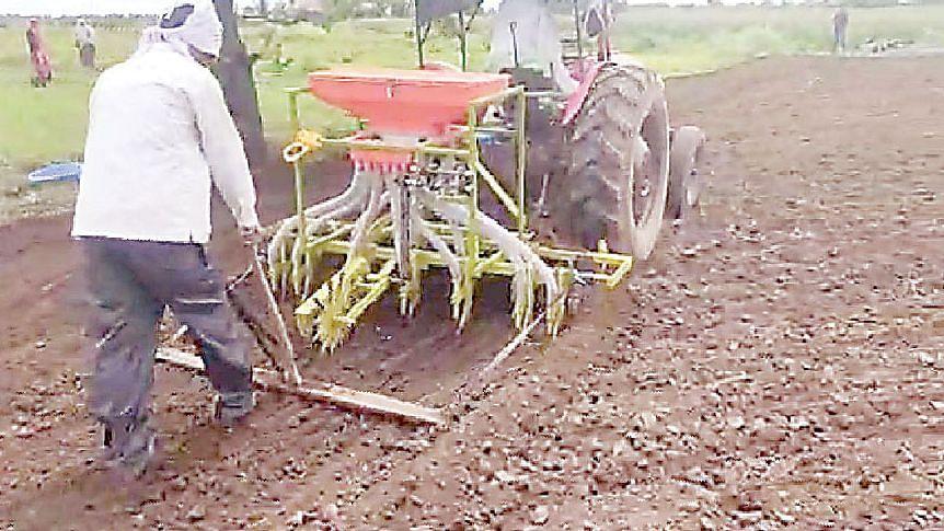 कांदा रोपे खराब झाल्याने शेतकरी चिंतेत