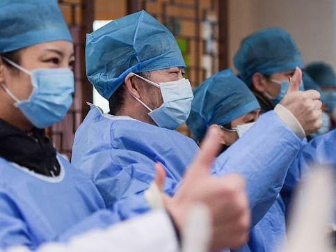 Coronavirus : भारतात आजपर्यंत १.२२ कोटी रुग्ण करोनामुक्त