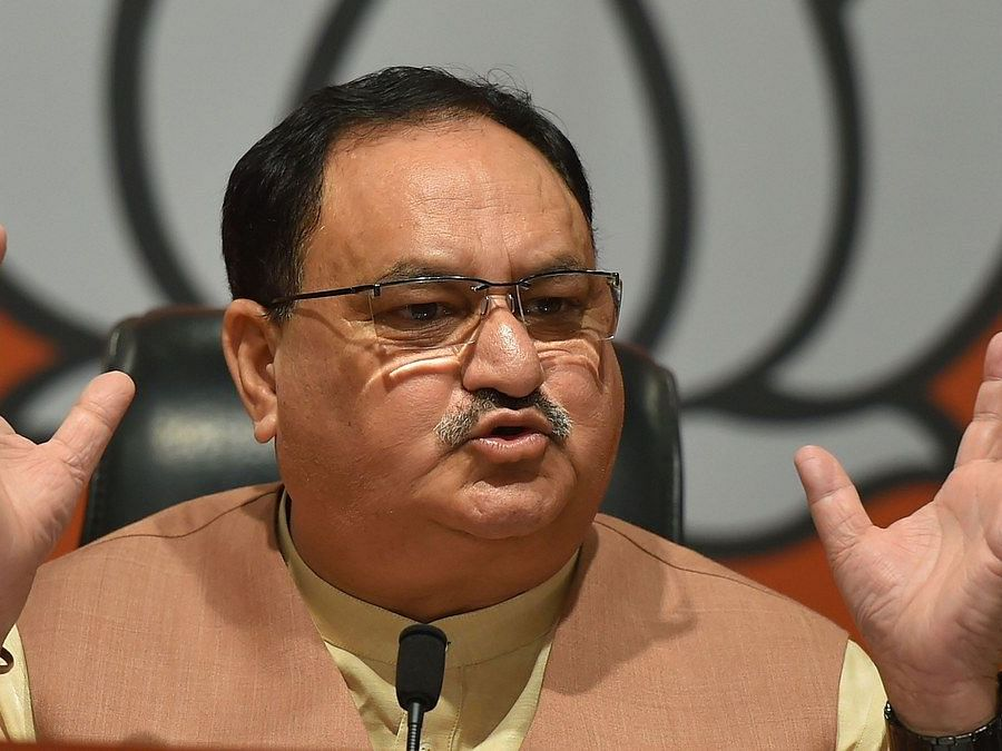 500 BJP offices constructed, 300 more coming up : Nadda