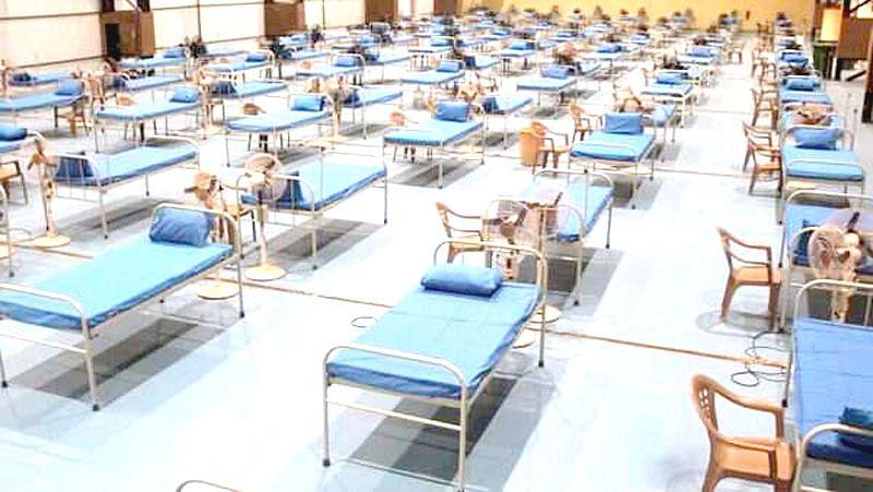 नाशकात रुग्णांसाठी ५ हजार खाटांची व्यवस्था