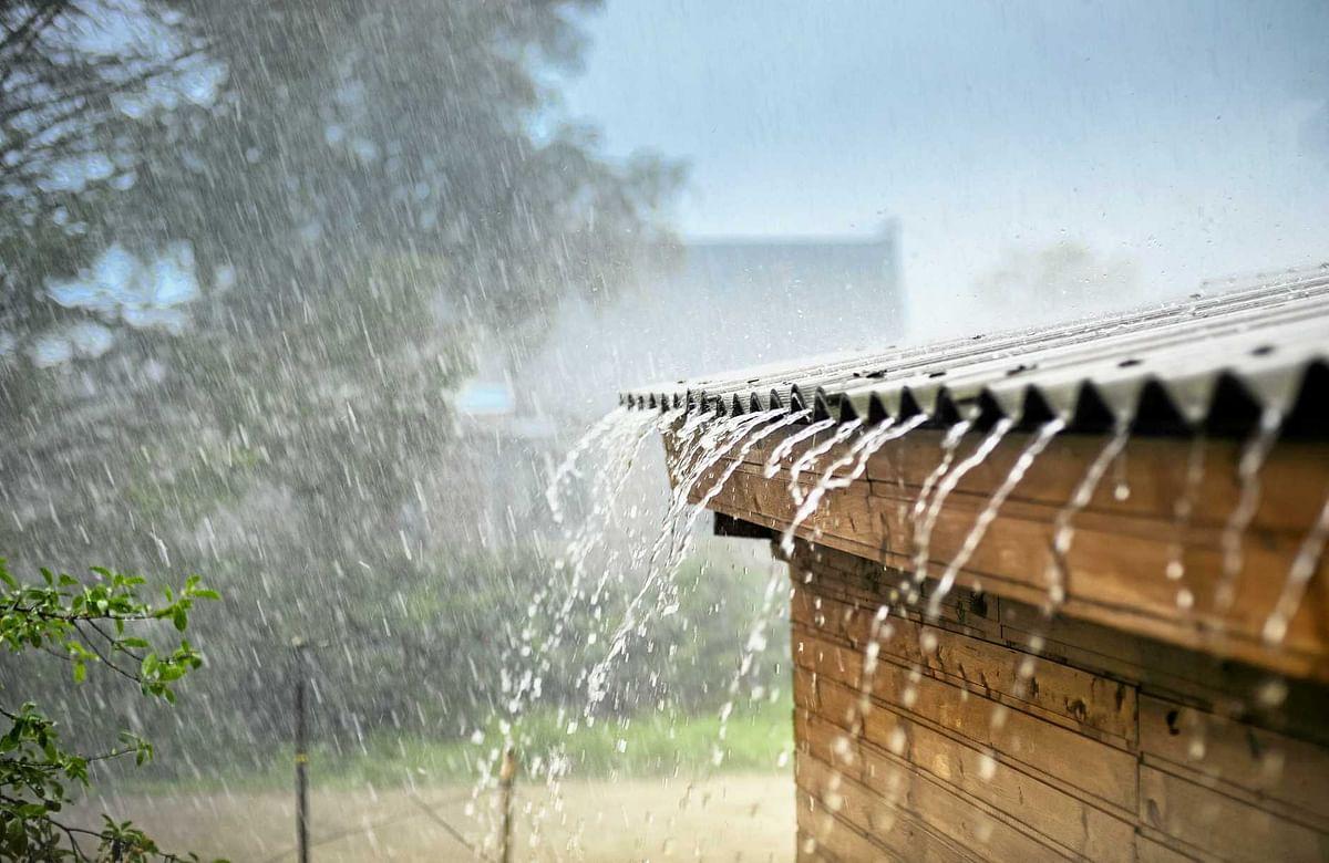 ऑगस्टच्या सरासरीपेक्षा बरसला जादा पाऊस