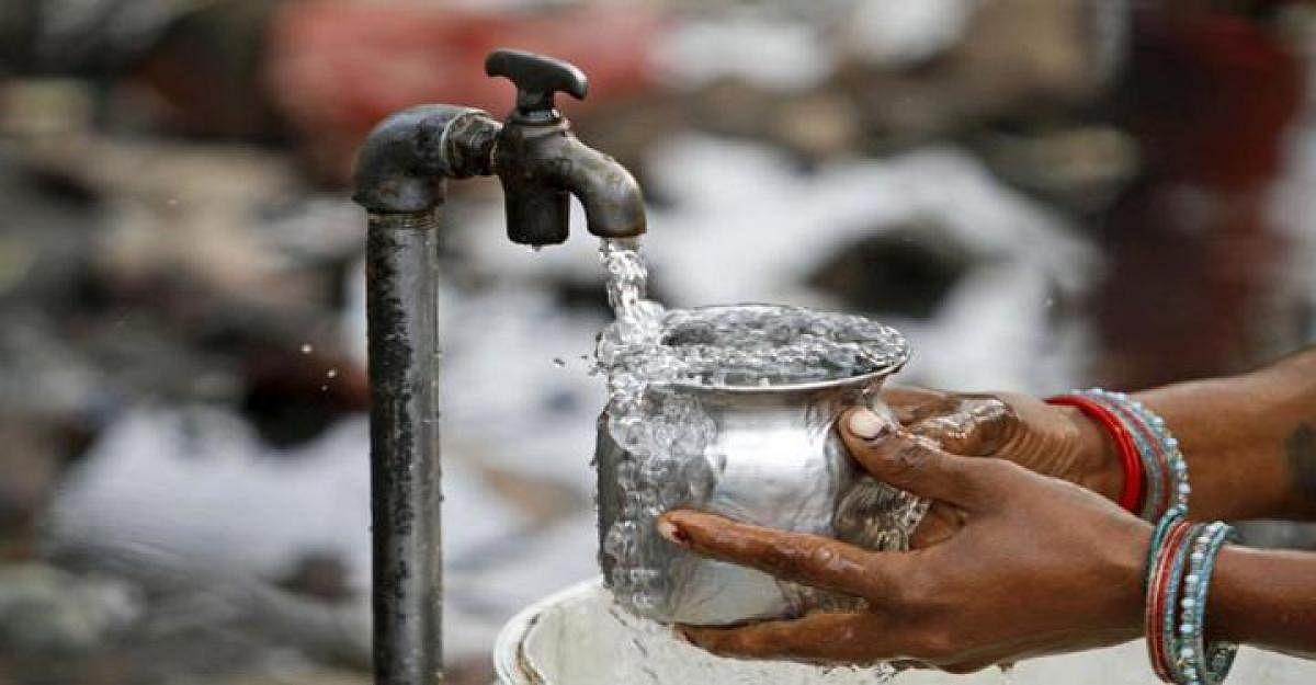 पूरक पाणीपुरवठा योजनेचे काम बंद ठेवण्याचा सर्वानुमते निर्णय
