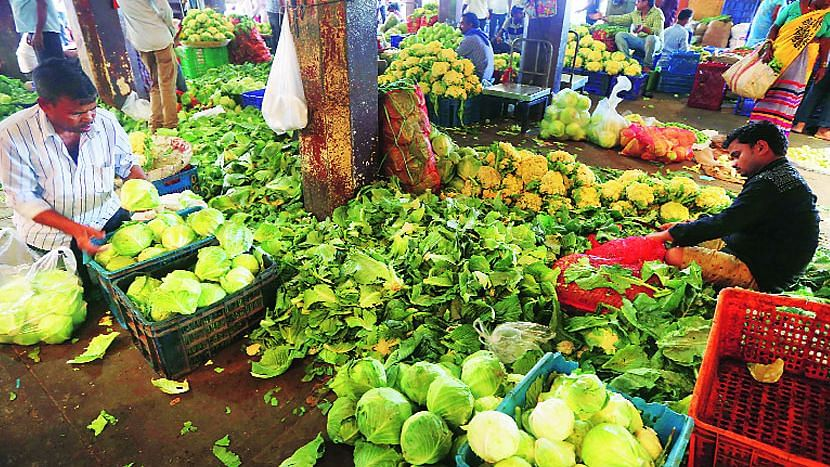 Vegetable vendors to be shifted back to old market area