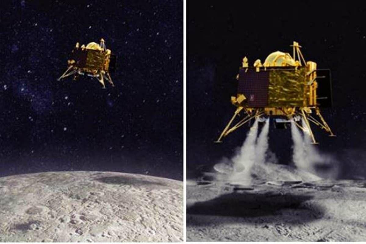 'चांद्रयान-3' : चंद्रासारख्या खड्ड्यांवर रंगीत तालिम