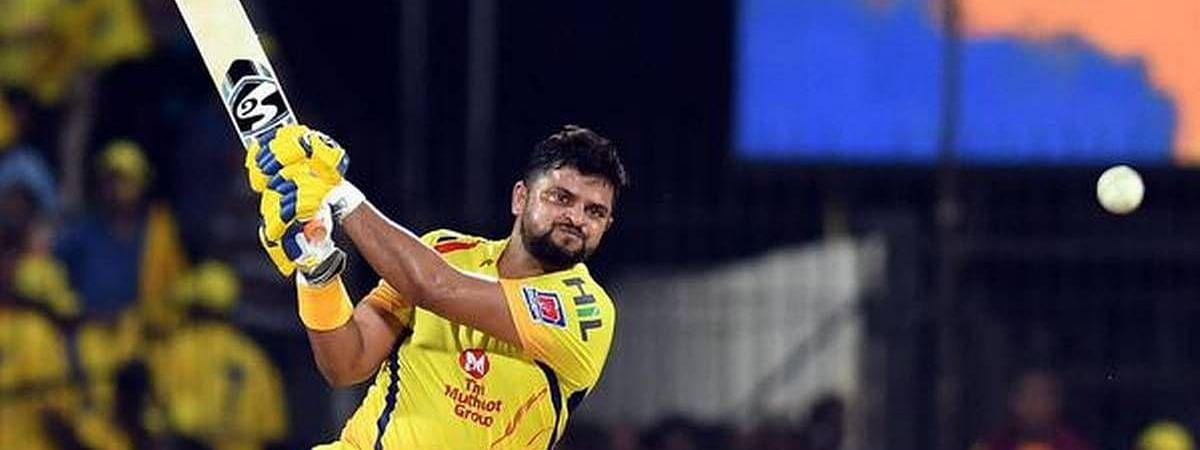 सुरेश रैना IPL 2020 मधून बाहेर !