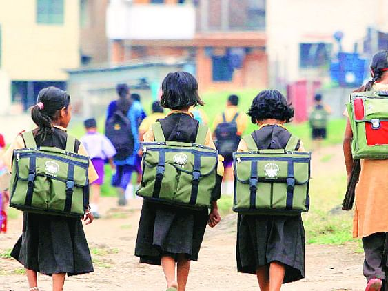 School bags policy : Promising move at right time: Educationist