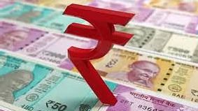 Rupee ends strong at 74.75 against USD